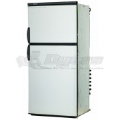 Dometic NEW GENERATION  7 Cubic Ft RH Stainless Steel Refrigerator