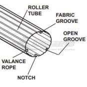 Dometic 20' Aluminum Roller Tube
