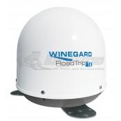 Winegard White RoadTrip T4 In-Motion Fully Automatic RV Satellite