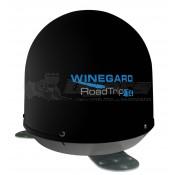 Winegard Black RoadTrip T4 In-Motion Fully Automatic RV Satellite
