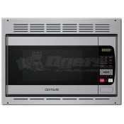Contoure Stainless Steel Built-In Microwave with Trim Kit