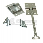 "RV Designer 6"" Zinc Door Holder"