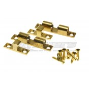 RV Designer Brass Bead Catch