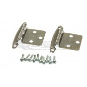 RV Designer Nickel Free-Swinging Hinge