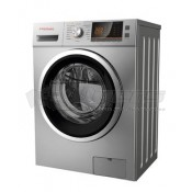 Contoure Deluxe Washer/Dryer Ventless Combo in Silver
