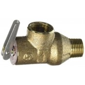 "SeaTech 1/2"" Water Heater Temperature & Pressure Relief Valve"