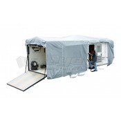 "ADCO Polypropylene Sides and Tyvek Top Toy Hauler Cover for Trailers 24'1""-28' **ONLY 1 AVAILABLE**"