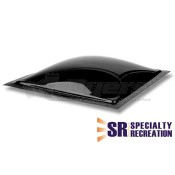 "Bri-Rus 22"" x 22"" Smoke Skylight"