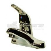 American Brass Company Chrome Single Lever Lavatory Faucet