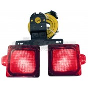 "Peterson Submersible Over 80"" Wide Rear Trailer Light Kit"