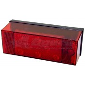 "Anderson Marine® Piranha LED Over 80"" Wide Submersible Combination Tail Light - Right Hand"