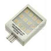 Star Lights White Revolutionary Wedge LED Light Bulb 921-160