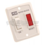 Suburban Water Heater 232795 Wall Plate Switch Assembly