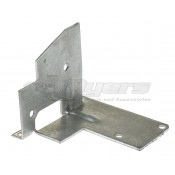 Suburban Water Heater Gas Valve Mounting Bracket