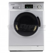 Pinnacle Convertible Super Combo Washer Dryer Silver