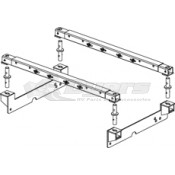 PullRite SuperGlide 12K SuperRail for Nissan 2004 - 2013: Titan (short beds)