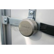 Trimax Internal Shackle Hockey Puck Door Lock