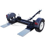 Demco Tow It-2 Car Dolly With Hydraulic Surge Brakes