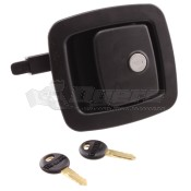 Tri Mark 1 Point Baggage Door Lock