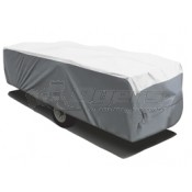 ADCO Tyvek Pop-Up Trailer Cover for Trailers Up to 8'