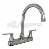 "Empire Brass Feather-Lite 8"" Non-Metallic Kitchen Faucet"