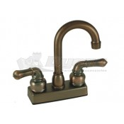 Empire Brass Company Oil Rubbed Bronze Teapot Handle Bar Faucet