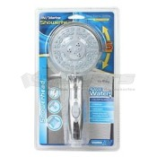 Camco Chrome 4 Function Showerhead