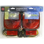 "Peterson Over 80"" Wide Submersible Rear Lighting Kit"
