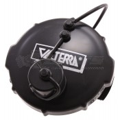 "Valterra 3"" Termination Cap with Bayonet Hooks and Garden Hose Adapter T1020-1VP"
