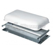 "Ventline 5"" x 18"" Refrigerator Roof Vent - Base"