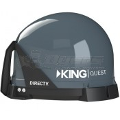 KING Quest Fully Automatic Portable Satellite for DirecTV