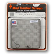 JCJ W-600 Flush-Mount  Water Heater Screen