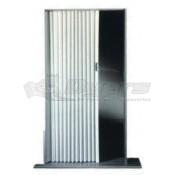 """Irvine 48"""" x 75"""" White Folding Door"""