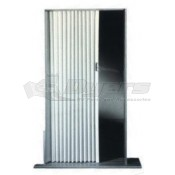 """Irvine 36"""" x 75"""" White Folding Door"""
